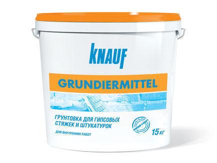 Грунтовка KNAUF Грундельмиттель 15кг