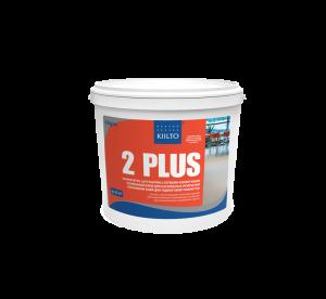 Универсальный клей для напольных покрытий Kiilto 2 Plus (4кг)