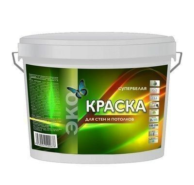 Краска фасадная ЭКО Akrimax 15кг