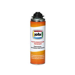 Очиститель монтажной пены JOBI 650мл