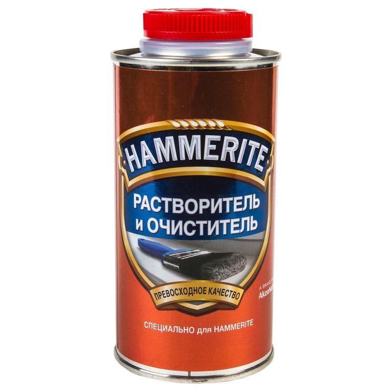 Растворитель и очиститель краски Хаммерите (0,5)
