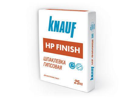 Шпаклевка гипсовая КНАУФ HP-Finish 25 кг