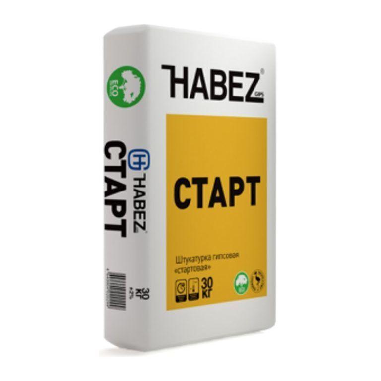 Штукатурка Хабез СТАРТ 30 кг