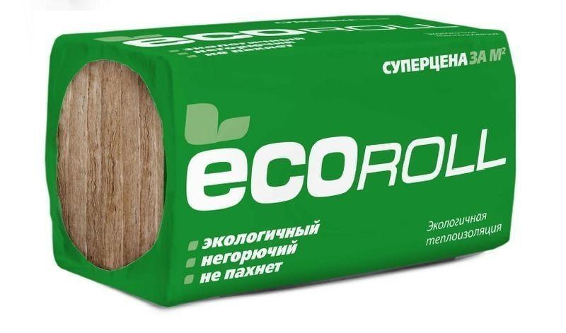 Тепло KNAUF Ecoroll (TS040) 100х610х1230мм 6м2, (0,6м3) плита