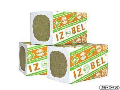 Теплоизоляционная плита Л-25 IZOBEL (1000х600х50) (0,24м3) 4,8м2