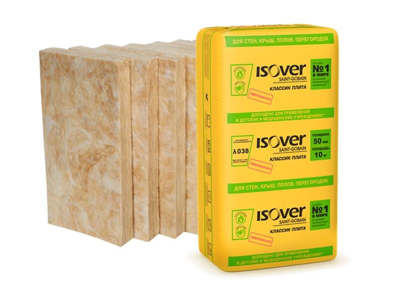 Теплоизоляция Isover Специал 50х1220х600