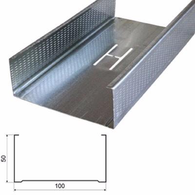 Профиль стоечный 100х50 стандарт-2 0,4мм
