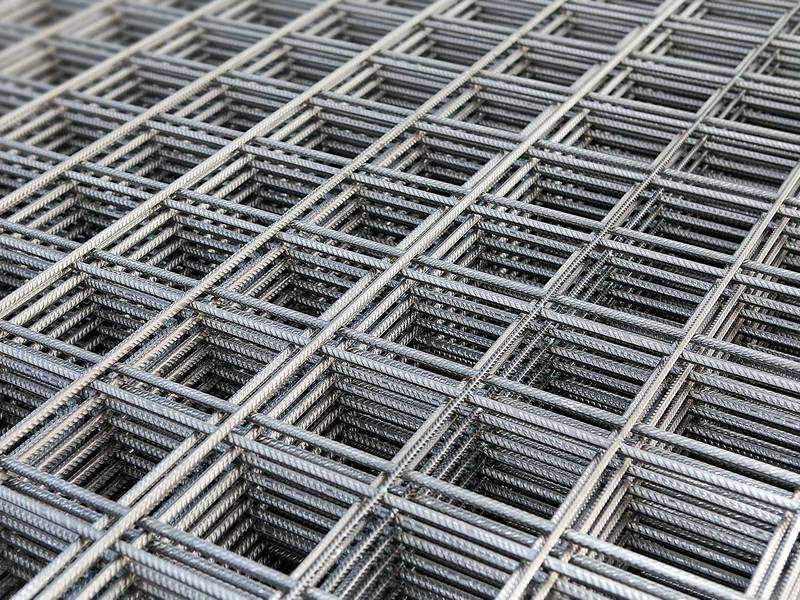 Сетка сварная 4х100х100 мм (1х2)