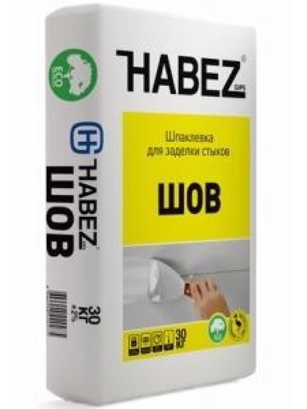 Шпатлевка Хабез ШОВ 30 кг