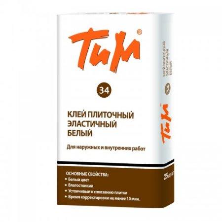 Клей плиточный ТиМ №34 25 кг