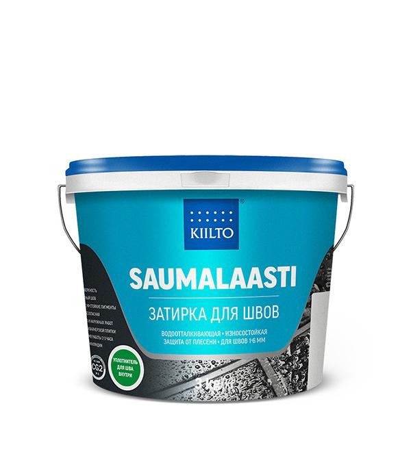 Затирка Kiilto Saumalaasti 40– цвет серый